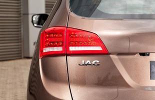 JAC Motors T6 2015