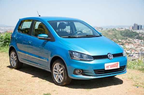 Volkswagen Fox Highline 1.6 MSI