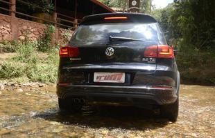 Volkswagen Tiguan R-Line (Foto: Thiago Ventura/EM/D.A Press)
