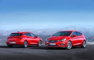 Opel Astra 2016