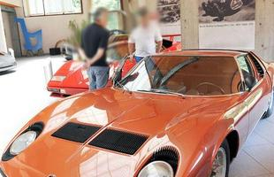 Lamborghini Miura será leiloado