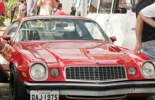 Encontro de Carros Antigos
