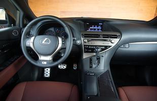 Lexus RX 350 F-Sport 2015