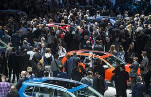 Veja como foi o primeiro dia de revelações no Salão de Frankfurt 2015