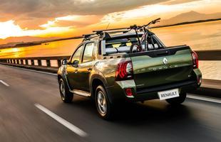 Renault Duster Oroch 2016
