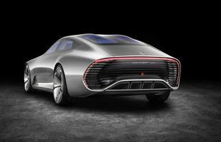 Mercedes-Benz IAA Concept 2015