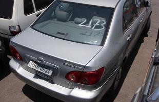Leilão do Detran e TRT vai vender 171 veículos em Minas Gerais