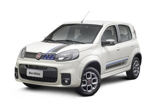 Fiat Uno Sporting Blue Edition