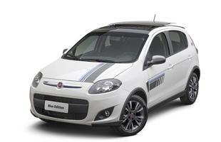 Fiat Palio Sporting Blue Edition