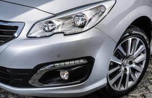 Peugeot 408 2016