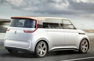 Volkswagen Budd-e 2016