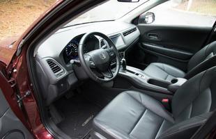 Honda HR-V EXL 2015