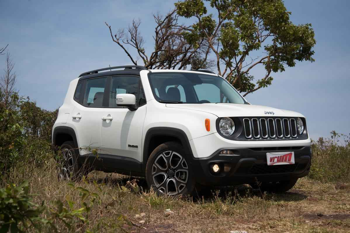jeep renegade longitude 2 0 diesel 4x4 2015 vrum. Black Bedroom Furniture Sets. Home Design Ideas