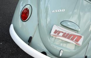 Volkswagen Fusca Pé de Boi 1968