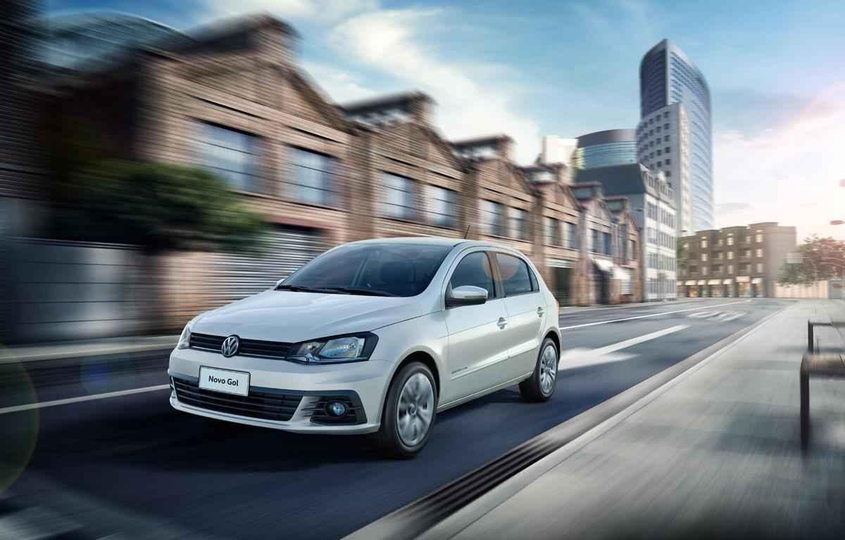 Volkswagen Gol e Voyage 2017