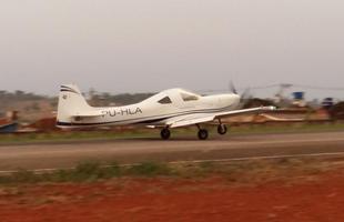 Primeiro voo ocorreu em 1º de janeiro de 2015