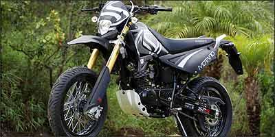 Puzey STX 200 Trail