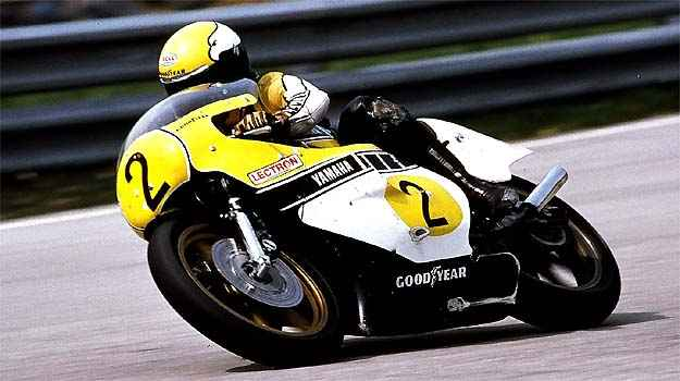 Yamaha YZR 500, de 1978 -