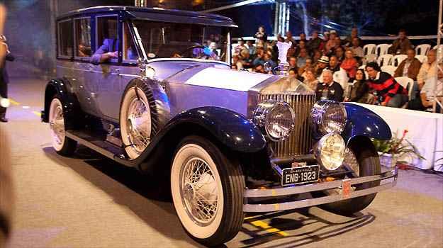Brazil Classics Fiat Show - Museu a céu aberto