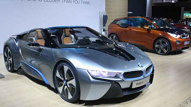Los Angeles quer o título de capital mundial do carro elétrico