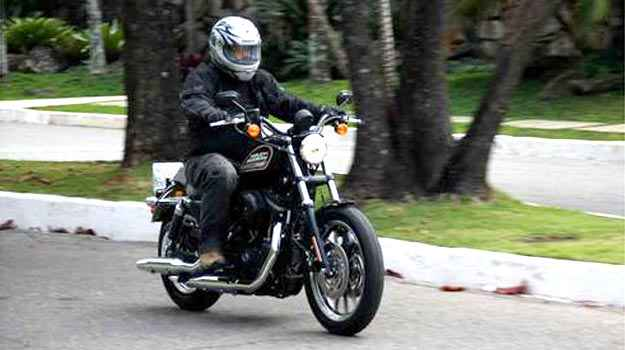 Harley-Davidson Sportster 883R - Ianque de bolso