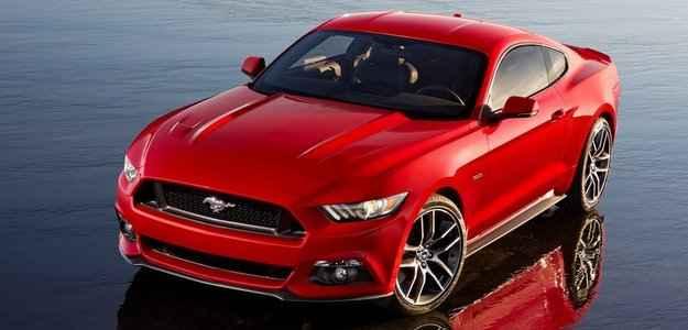 Mustang traz o sistema de partida start/stop, sistema multimídia SYNC e chave configurável MyKey (Ford/divulgação )