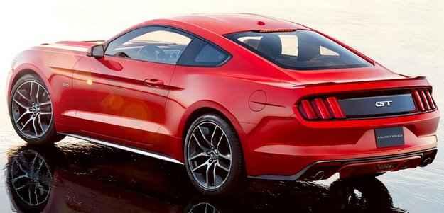 Carro oferece o novo 2.3 EcoBoost com quatro cilindros, turbo e injeção direta  (Ford/divulgação )