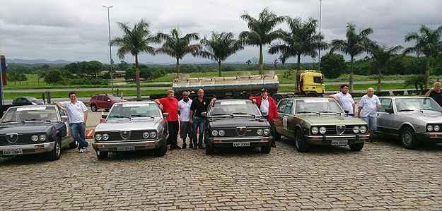 Túlio Silva/Alfa Romeo Clube MG/Divulgação