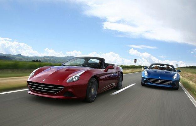 Ferrari California T chega ao Brasil por R$ 1,68 milhão