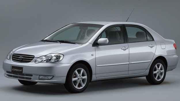 Toyota anuncia recall para o Corolla por problema no airbag