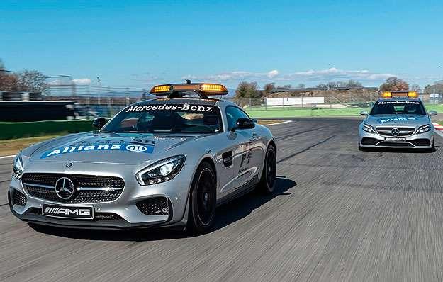 Mercedes-Benz oferece modelos para a Fórmula 1 desde 1996 - Mercedes-Benz/Divulgação