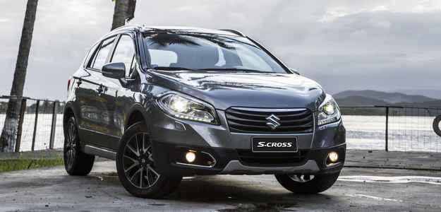 Suzuki S-Cross chega ao Brasil a partir de R$ 74,9 mil