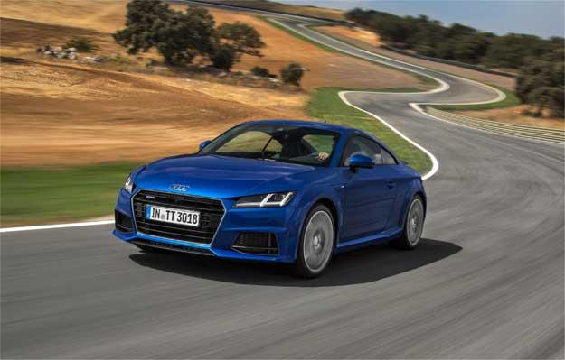 Audi lança no Brasil a terceira geração do esportivo TT