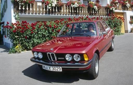 BMW Série 3 completa 40 anos de mercado mundial