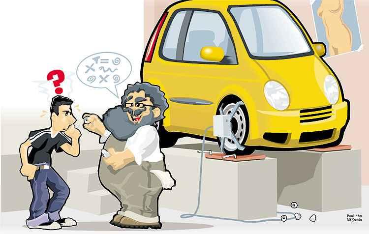 Confira plano de manutenção para conferir suspensão, peças e fluidos do seu carro