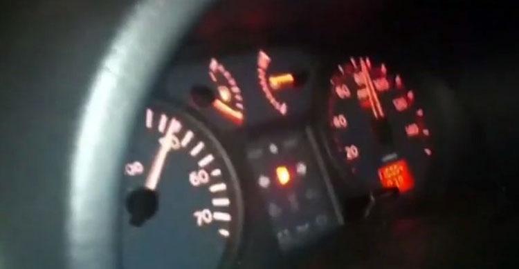 Vídeo de acidente a 144 km/h com jovens drogados tem mais de 8 milhões de views