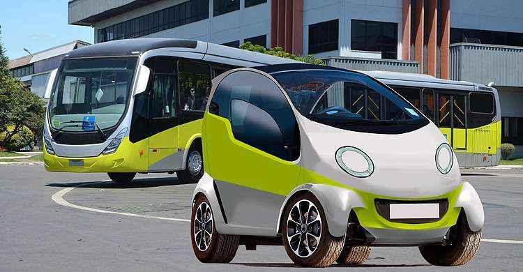 Belo Horizonte pode ganhar sistema de carros elétricos compartilhados