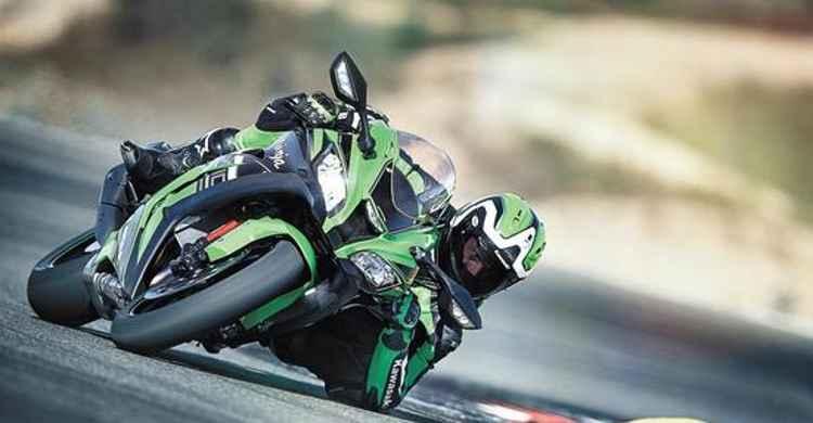 Nova moto da Kawasaki ganha potência e ajustes aerodinâmicos
