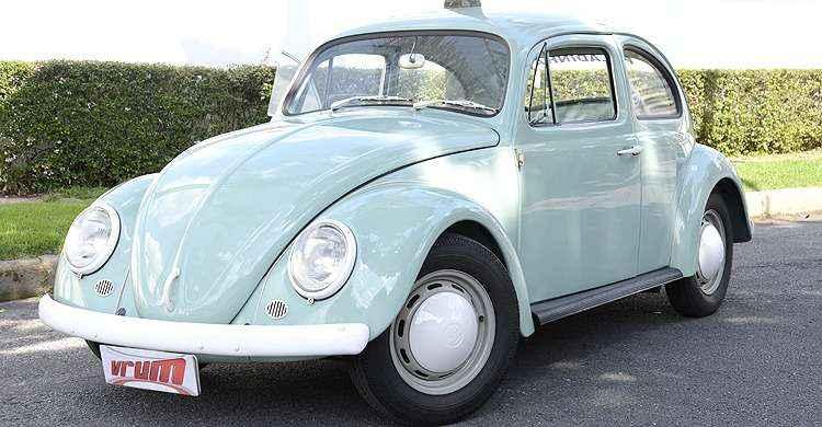 Volkswagen Fusca Pé de Boi: conheça a história da rara versão do carro