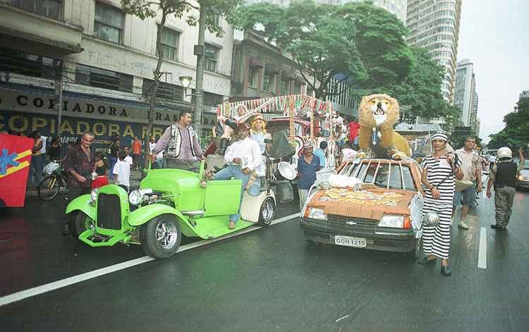 Carnaval de 2005 - Beto Magalhães