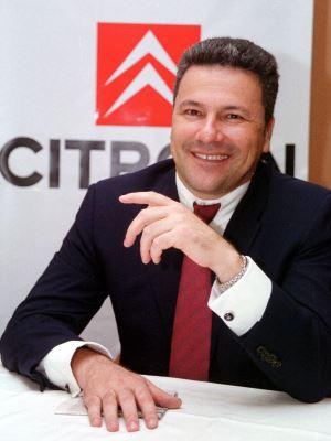 Sérgio Habib, ainda nos tempos em que representava a Citroën no Brasil - Roberto Rolkster/Divulgação