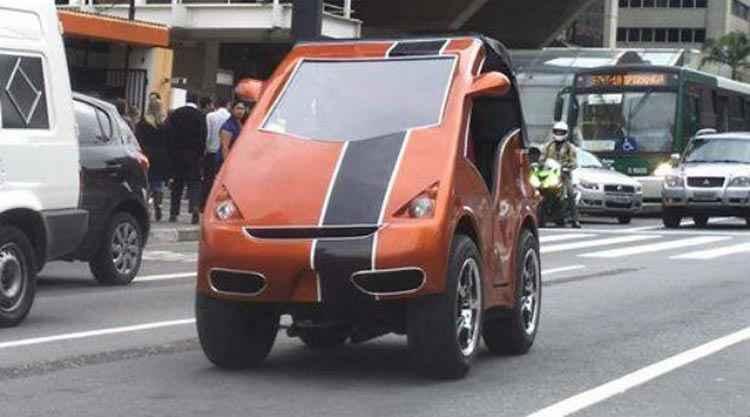 Com 15 unidades já produzidas, o modelo conta só com opção a gasolina e GNV - Reprodução