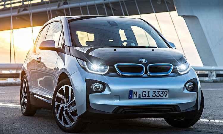 BMW i3, monovolume 100% elétrico - BMW/Divulgação