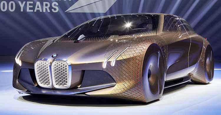 Conceito Next100 apresenta pensamento da BMW para o futuro - BMW/Divulgação