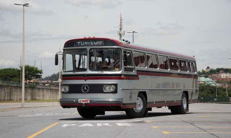 Ônibus monoblocos da Mercedes-Benz fizeram história nas estradas do Brasil
