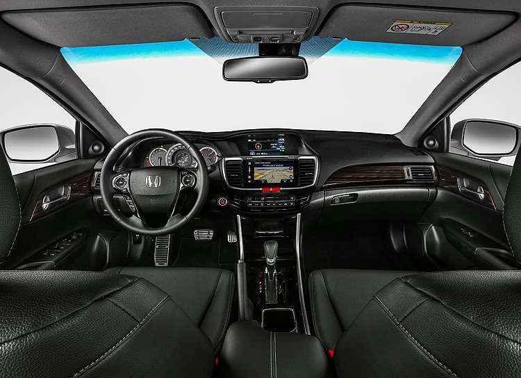 Destaque para tela de 7 polegadas do sistema multimídia. - Joe Carlson Studio/Honda/Divulgação