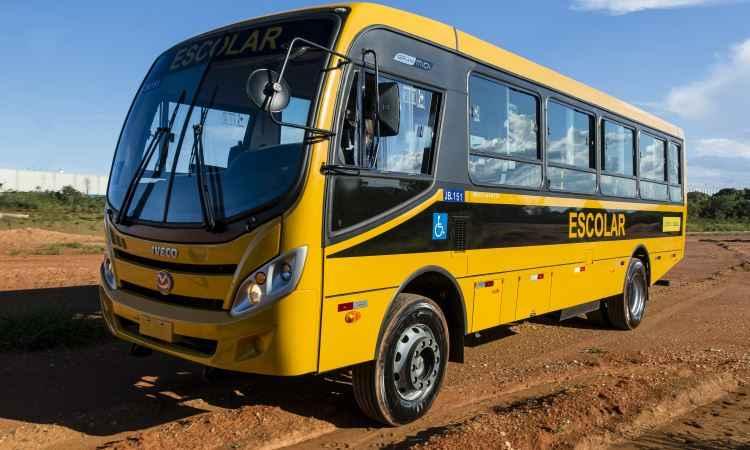 Iveco expandirá linha de ônibus com chassi de 15 toneladas