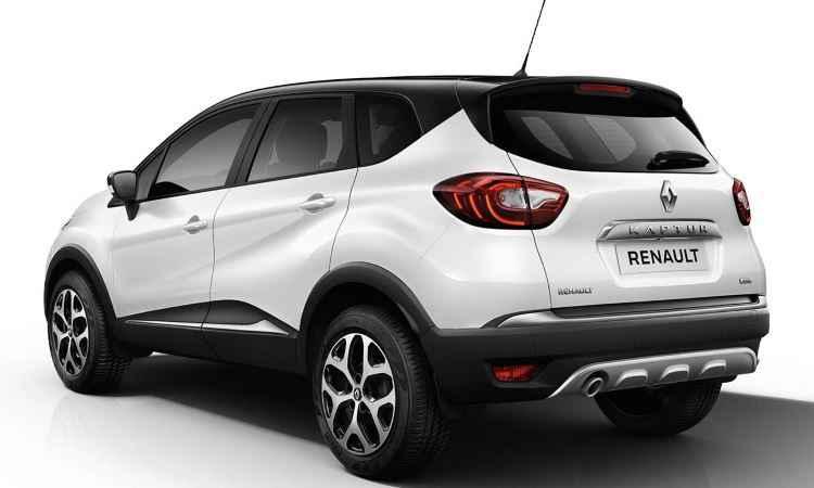 Traseira alongada sugere aplicação de dois lugares adicionais - Renault/Divulgação