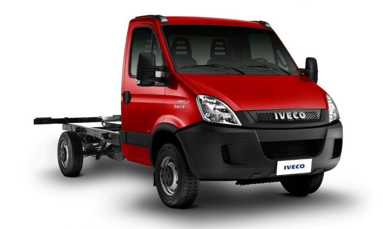 Iveco Daily ganha nova versão de 4 toneladas e kit multimídia vendido como acessório