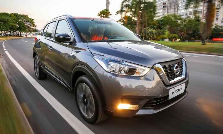 Nissan Kicks chega ao mercado em 5 de agosto com recursos inéditos